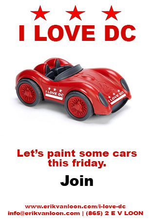 let's paint some cars tomorrow